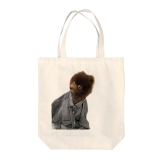 Gジャン着ちゃったくん Tote bags