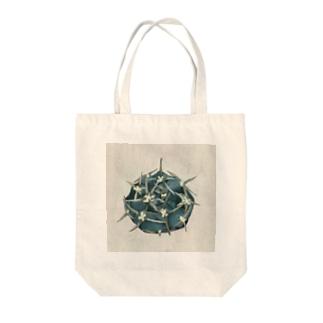 サボテンのイラスト Tote bags
