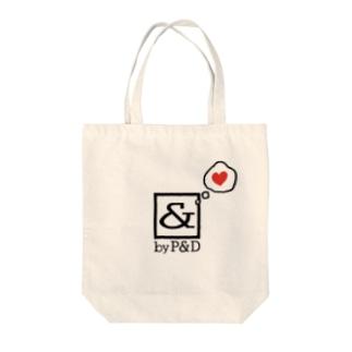 ___ika_nokoのピンダイ P&D Tote bags