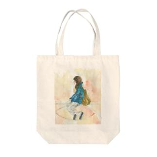 少女~ファインアート~ Tote bags