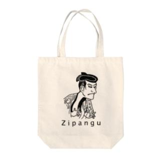 浮世絵 Tote bags
