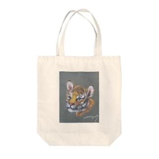 虎の仔2020 Tote bags