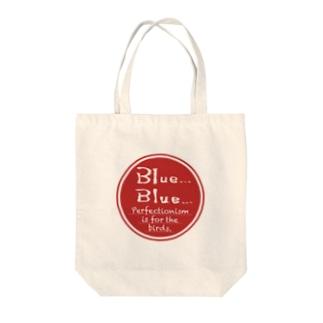 Blue... Blue... トートバッグ