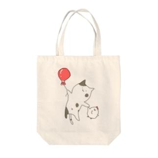 空中さんぽ Tote bags
