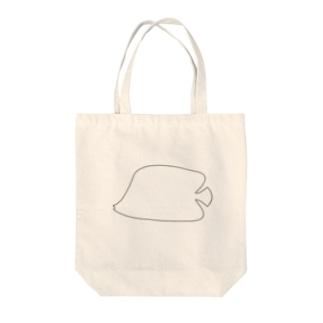 チョウチョウウオ Tote bags