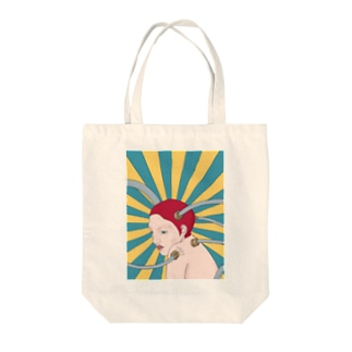 オメラスの生贄 Tote bags