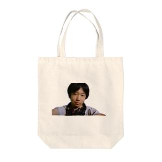 しろたま自撮り Tote bags