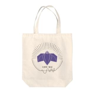 Official UjiMai GOODSのUjiMai logo Tote Bag