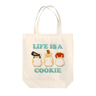 Piso Store on Suzuriのクッキーハムスタートートバッグ