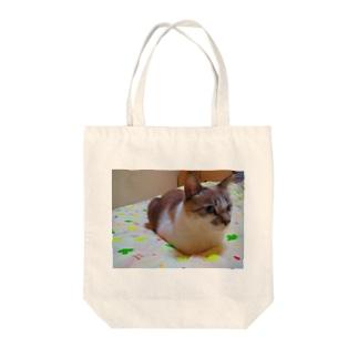 nanao  Tote bags