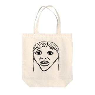 wanwan第1段グッズ Tote bags