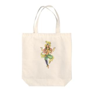 阿修羅さん(素手) Tote Bag