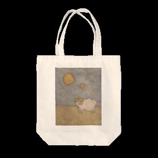 33 STOREの月と羊 Tote bags