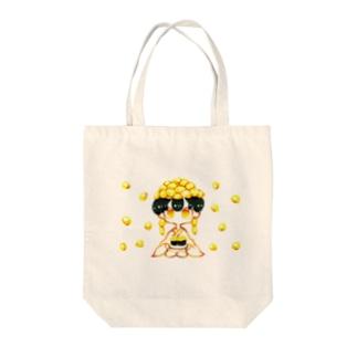 マヨコーンちゃん。 Tote bags