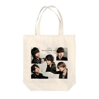 Sexyzone Tote bags