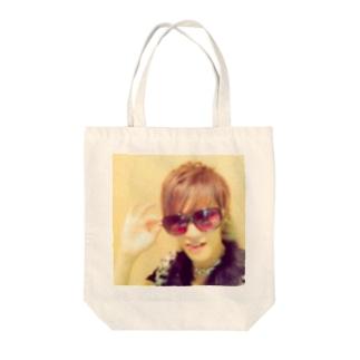 二番煎じ Tote bags