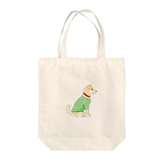イッヌです☀️ Tote bags