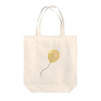 風船 Tote bags