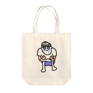 ぼろぼろやないか!! Tote bags