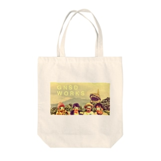 GNSD WORKS メンバーズ Tote bags