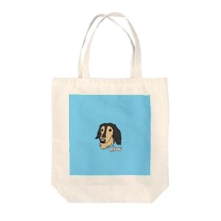 リョウくん Tote bags