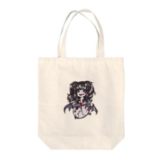 悪魔ちゃん Tote bags