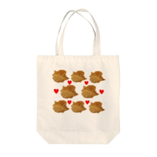 鯛焼き(ハート付き) Tote Bag