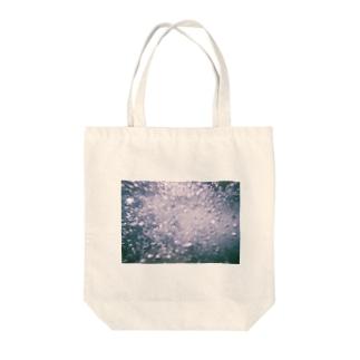 ミズノナカ Tote bags
