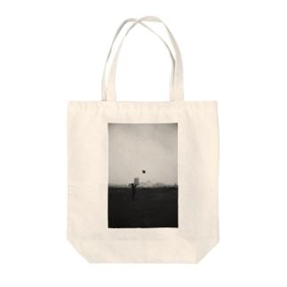 終末の記憶 Tote bags