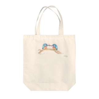 -KAWASEMI No.2- Bird call Tote bags