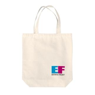 estatefront   架空の不動産屋 Tote bags