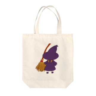 お揃いの三つ編み Tote bags