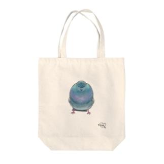 -HATO No.2- Bird call  Tote bags