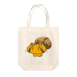 さすらい猫 Tote bags