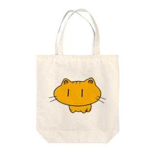 kazunの待ち猫 Tote bags