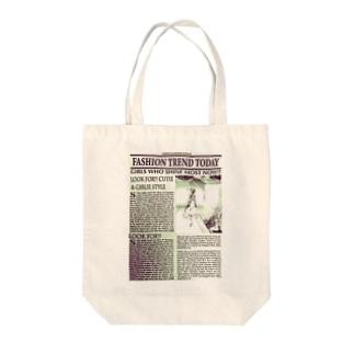 T.Y.street Tote bags