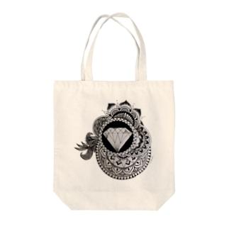 JuRan Artworks Tote bags
