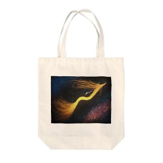 金龍 Tote bags