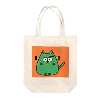 フランケンキャット Tote Bag