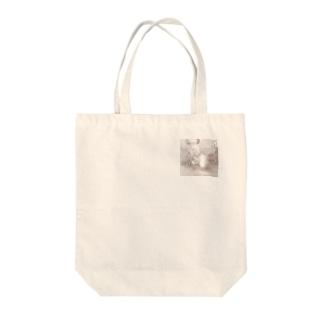 ひきこもりと西日 Tote bags