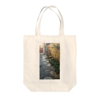 和の道 Tote bags