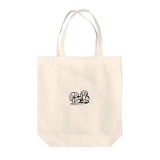 絶縁 Tote bags