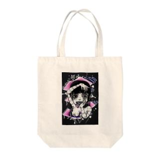 ぅぅぅ Tote bags