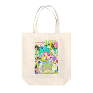 アナログデジタル☆ Tote bags