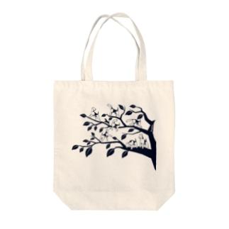 エアデールの木 Tote bags