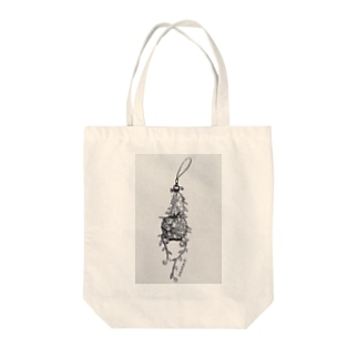 御伽の国のストラップ Tote bags