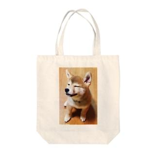 レン Tote bags