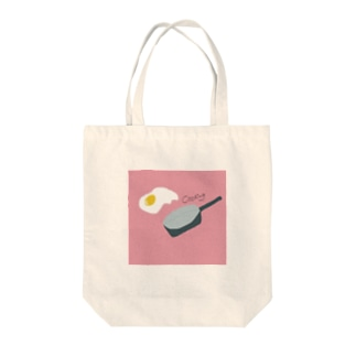 クッキングクッキング Tote bags
