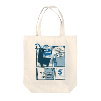 [5th Anniv.]COMIC Tote bags
