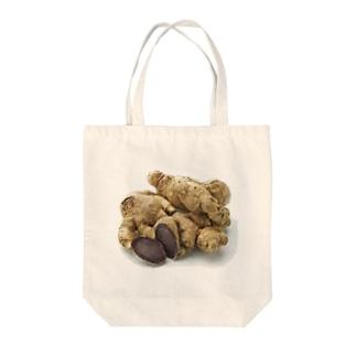巨人倍増個人輸入 Tote bags